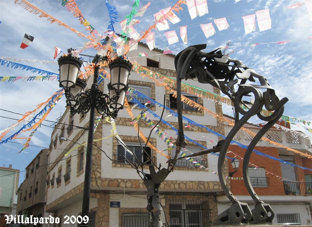 Foto Fiestas Villalpardo 2009